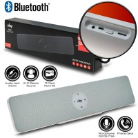 Bluetooth Ηχείο NBY-5530 White