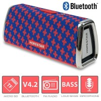 Φορητό Ηχείο Bluetooth Red Cross Blue HOPESTAR H23