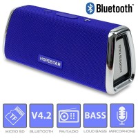 Φορητό Ηχείο Bluetooth Blue HOPESTAR H23