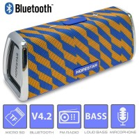 Φορητό Ηχείο Bluetooth Blue Gold HOPESTAR H23
