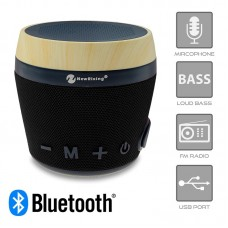 Ασύρματο Bluetooth Ηχείο New Rixing NR-1018 Black