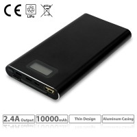 Powerbank Power Box Black 10000 mAh