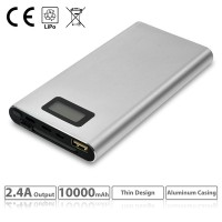 Powerbank Power Box Silver 10000 mAh