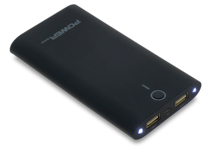 power bank 12000 with led image1